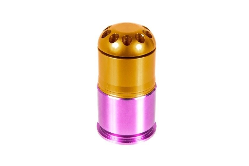 Specna Arms 40 mm Greengas grenade - 50 BB