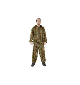 Specna Arms Ghillie Suit Camouflage Suit Set - German Flecktarn