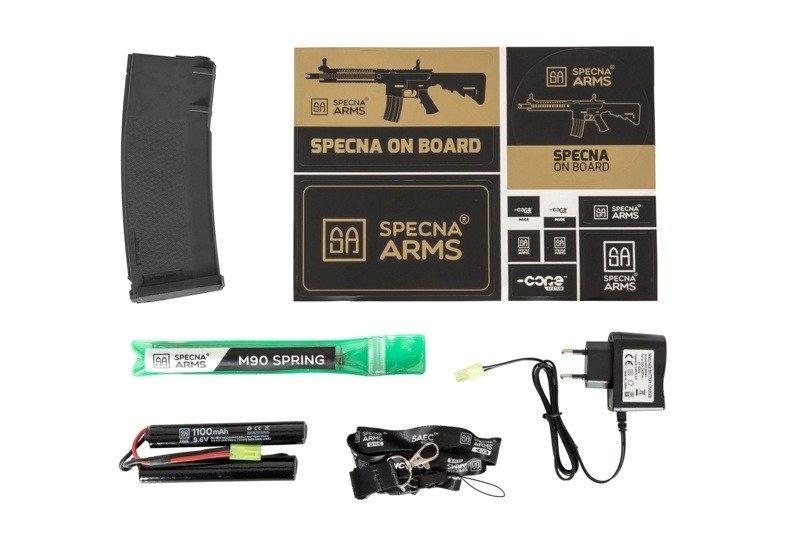 Specna Arms SA-C15 CORE M4 RIS AEG 1,33 Joule - BK