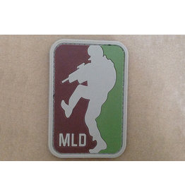 ACM Tactical 3D Rubber Patch Major League Doorkicker - GB