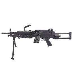 S&T ARMAMENT STAEG103 Para LMG M249 AEG - BK