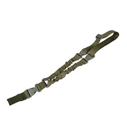 Ultimate Tactical 1 point bungee shoulder strap - OD