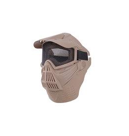 Ultimate Tactical Full face mask type Guardian V2 - TAN