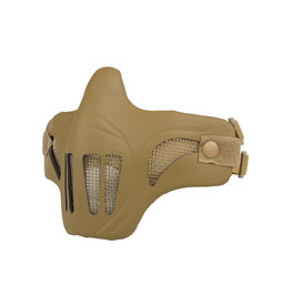 Ultimate Tactical Masque de protection type Scout V1 - TAN