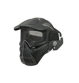 Ultimate Tactical Vollgesichtschutzmaske Typ Guardian V1 - BK