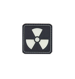 ACM Tactical 3D Rubber Patch - H3 Radioactive - BK