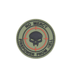 ACM Tactical 3D Rubber Patch No Mercy - OD