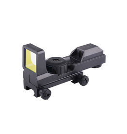 Well Viseur Reflex R-C108 Red Dot - BK