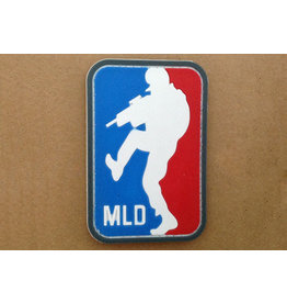 ACM Tactical 3D Rubber Patch Major League Doorkicker - BR