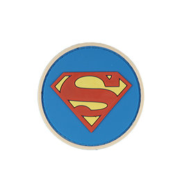 ACM Tactical 3D Rubber Patch - Superman