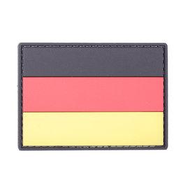ACM Tactical 3D Rubber Flags Patch - Allemagne