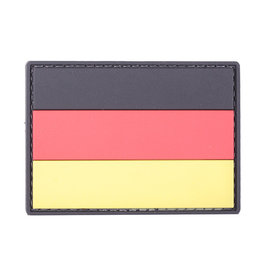 ACM Tactical 3D Rubber Flags Patch - Germany