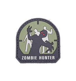 ACM Tactical 3D Rubber Patch Zombie Hunter  - OD