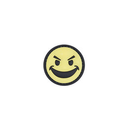 ACM Tactical 3D Rubber Patch - Smiley Smile