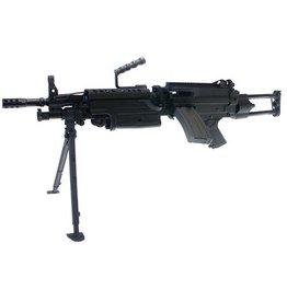 Classic Army CA007M CA249 Para LMG AEG 1.49 Joule - BK