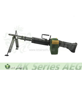 LCT M60 VN full metal HMG AEG - BK