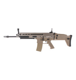 WE Tech MK16 SCAR-L AEG - TAN