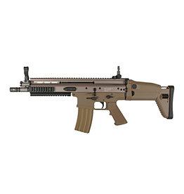 WE Tech MK16 SCAR-L CQB AEG 1,55 Joules - TAN