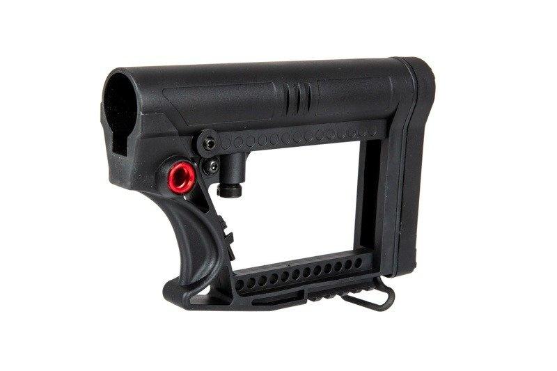 Kublai verstellbarer Schaft M4/M16 - BK