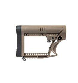 Kublai verstellbarer Schaft M4/M16 - TAN
