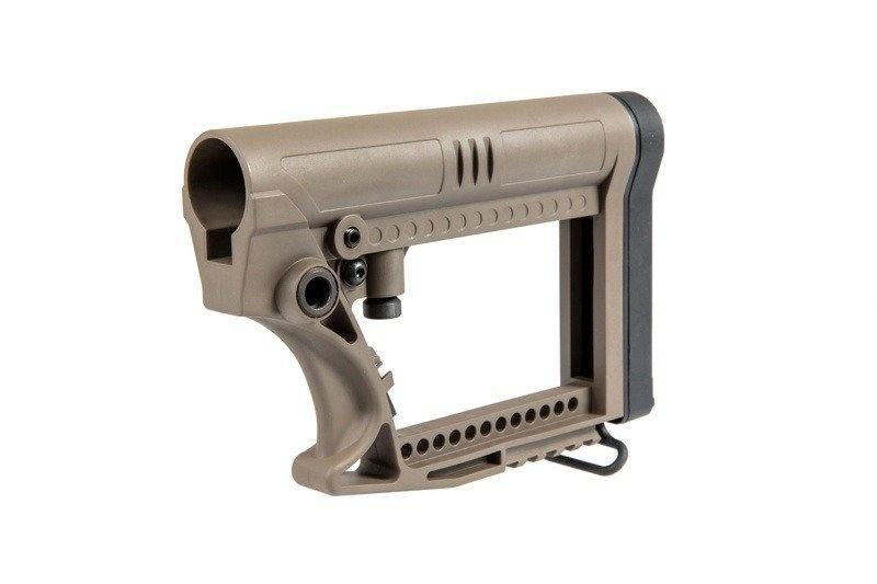 Kublai adjustable stock M4/M16 - TAN
