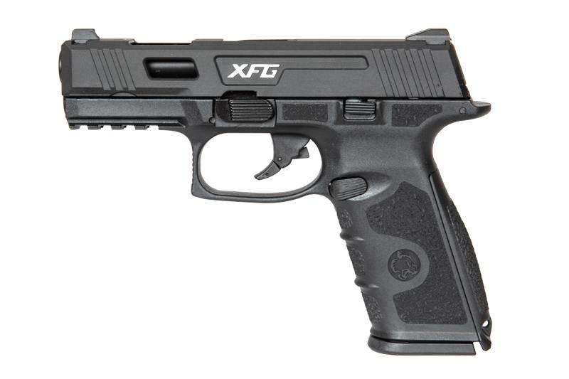 ICS BLE-XFG GBB 0.84 Joule - BK