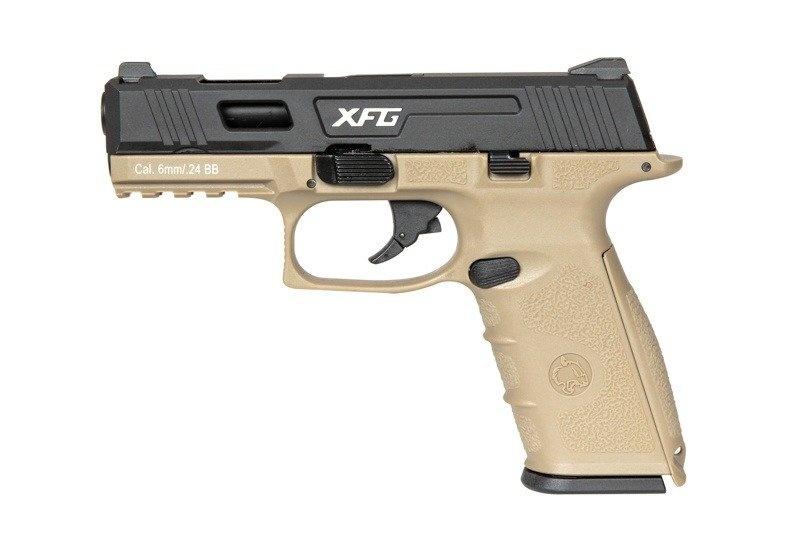 ICS BLE-XFG GBB 0,84 Joule - TAN/BK