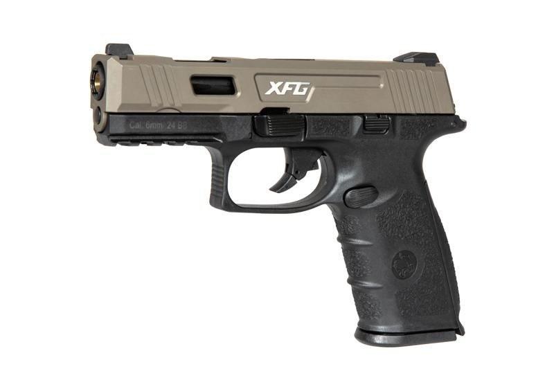 ICS BLE-XFG GBB 0,84 Joule - BK/TAN
