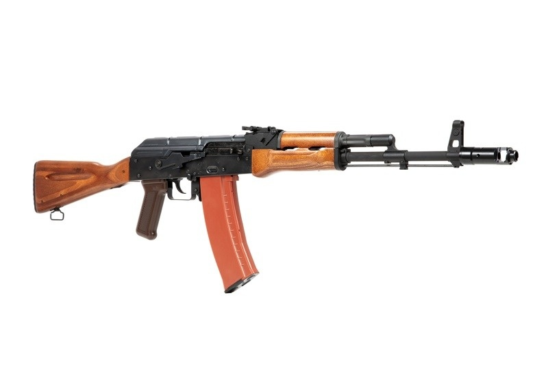 WE Tech AK74 Open Bolt GBBR - Echtholz