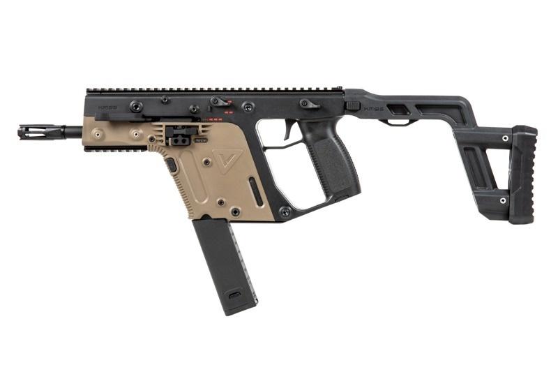 Krytac Kriss Vector submachine gun AEP 1.0 Joule - TAN