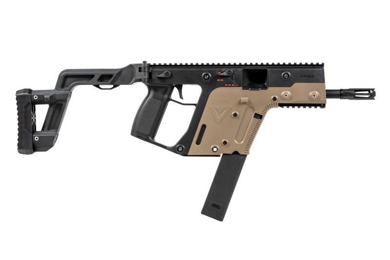 Krytac Kriss Vector Maschinenpistole AEP 1,0 Joule - TAN