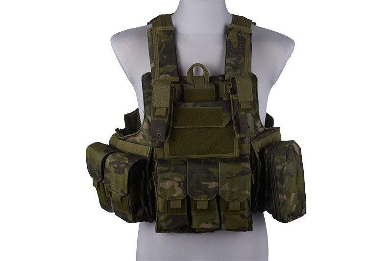 ACM Tactical Tactical vest type CIRAS Maritime - ATP Tropic