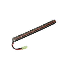 ACM Batterie Ni-Mh 8,4V 1.600 mAH - type bâton