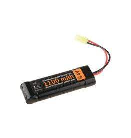 ACM Batterie Ni-Mh 8,4V 1 100 mAh - bloc type