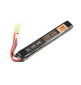 ACM LiPo 7.4V 1300mAh 25/50C - Stick