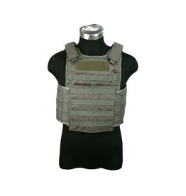 Pantac Gear Plate Carrier Molle Value Set- Medium - OD