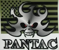 Pantac Gear  Plate Carrier Molle Value Set- Medium - OD