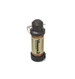 AirSoft Innovations Tornado 2 Timer Frag Granate FDE - 200 BBs
