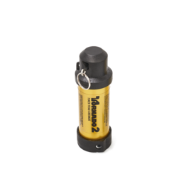 AirSoft Innovations Tornado 2 Timer Frag Grenade Gold - 200 BBs