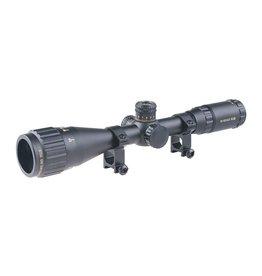 Theta Optics 3-9x40 AOIRGL RGB Zielfernrohr Weaver - BK