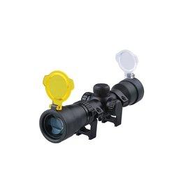 Theta Optics 1.5-5x32 riflescope Weaver - BK