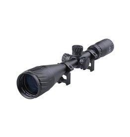 Theta Optics 4-16x50 AOE Riflescope Weaver - BK
