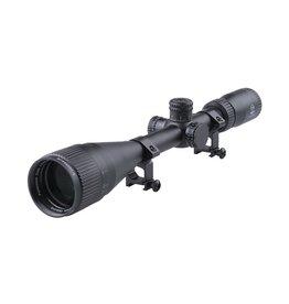 Theta Optics 5-20x50 AOE Riflescope Weaver - BK