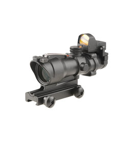 Theta Optics Red Dot 4x32C Type Acog & RMR Weaver - BK