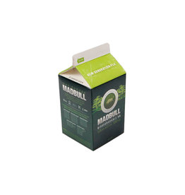 MadBull 0.25g PLA Bio BB - 3.000 pieces - white - milk carton
