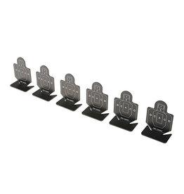 FMA IPSC Mini Plink Target - Metall