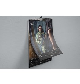 Specna Arms Tactical Girls Wandkalender 2020