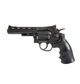 Well G296B Magnum Co2 Revolver 1,20 Joule - BK