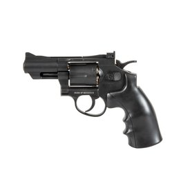 Well G296A Magnum Co2 Revolver 1,20 Joule - BK