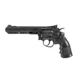 Well G296C Magnum Co2 Revolver 1,20 Joule - BK